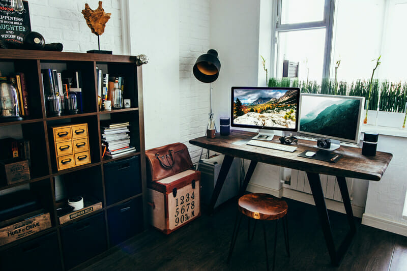 10 Ideas for a Non-Traditional Dining Room - Home Office